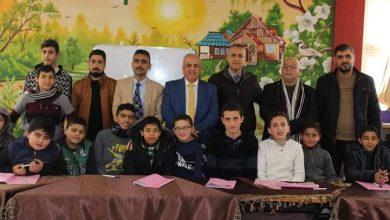 Photo of معرض صورالمخيم الشتوي للموهوبين